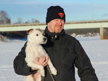 Koiraharrastajasta vuoden urheilija Pellossa