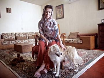 Iranissa koirapuistot ovat erilaisia