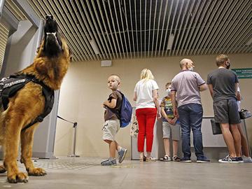 Vantaan Aronkytö: Koirat pelastajiksi lentoasemalle
