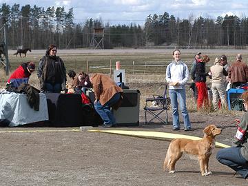Norja aloittaa varovaisesti näyttelykauden