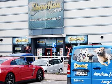 ShowHau Centerin tarina päättyi konkurssiin
