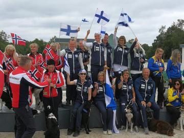 Tottelevaisuuden MM-kulta jälleen Suomeen